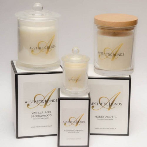 Luxury Soy Wax Candle for all orders over $1000